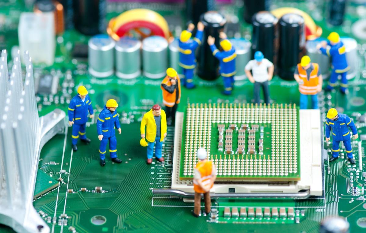 control seguridad informática
