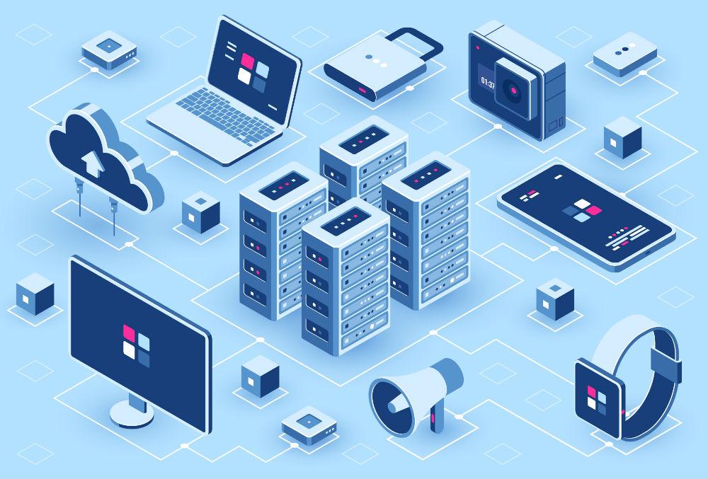 almacenamiento servidor NAS
